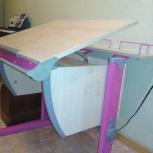 Продается парта-стол для школьника, Новосибирск