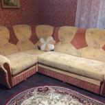 Продам диван +кресло+ТВ тумба в подарок, Новосибирск