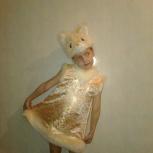 Продам новогодний костюм котенка 104-112, Новосибирск