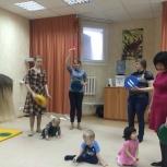 Развивающие занятия с детьми раннего возраста от 1 до 3 лет, Новосибирск