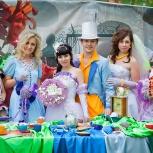 Ваш праздник проведу весело и ненавязчиво. Ведущая (тамада), Новосибирск