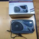 Продам Радиоприемник MARK новый, Новосибирск