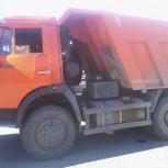 Камаз 15 тонн 10 кубов, Новосибирск