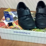 Продам детские туфли школьные, б/у., Новосибирск