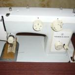 Швейная машинка Чайка 142 белая электрическая настольная, Новосибирск