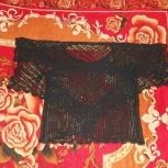 Продам блузку ажурную, Новосибирск