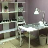Сдадим в аренду парикмахерское кресло и место ногтевому сервису, Новосибирск