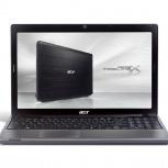 Acer 5820TZG-P603G25MIks Intel Core i5-450M X2, Новосибирск