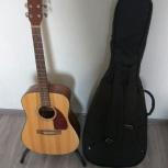 Акустическая гитара Fender CD-140S Nat, Новосибирск