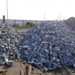 Доставка гранитного щебня 70/150, Новосибирск