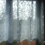 Тюлевые шторы для кухни, Новосибирск