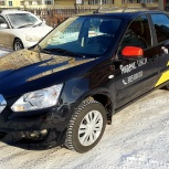 Аренда/выкуп Datsun On Do 2019 г АКПП. Газ, Новосибирск
