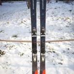 Продам горные лыжи Dynastar Powertrack 84, Новосибирск