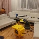 Химчистка мягкой мебели, Новосибирск
