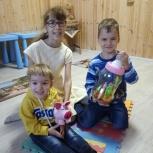 Интегрированные занятия для детей от 1 года до 6 лет, Новосибирск