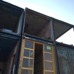 Распродажа контейнеров, Новосибирск