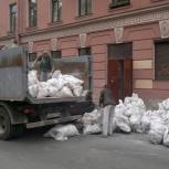 Вывоз строительного и бытового мусора, Новосибирск