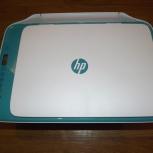 Продам струйный МФУ HP Deskjet 2632, Новосибирск