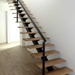 Современная лестница на второй этаж!, Новосибирск