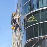 Промышленные альпинисты, Новосибирск