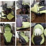 Продам коляску детскую Zippy 3 в 1, Новосибирск
