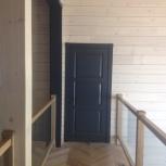 Изготовление и монтаж лестниц, дверей и столярных изделий из массива, Новосибирск