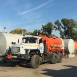 Дизельное топливо евро с доставкой, Новосибирск