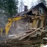 Демонтаж дачных построек. «Под ключ» + С сохранением материала и без, Новосибирск