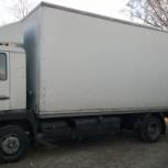 Грузоперевозки от 3-х до 10-ти тонн. Аппарель, Новосибирск