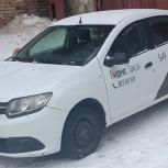 Аренда-авто, для работы в такси. Рено-Логан. Газ!, Новосибирск