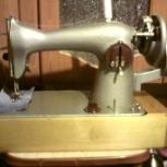 Швейная машинка Подольск 2М ручная настольная в отличном состоянии, Новосибирск