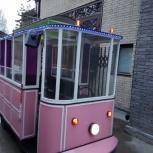 "Аттракцион Лондон Бас ""London Bus"", Новосибирск"