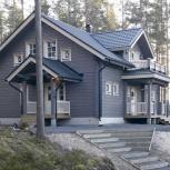 Деревянные дома, Новосибирск