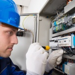 Электрики, вызвать электрика на дом, электромонтажные работы, электрик, Новосибирск