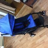 Прогулочная коляска новая BabyTime (Yoya, yoyo) Синий, Новосибирск