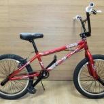 Велосипед BMX Красный, Новосибирск