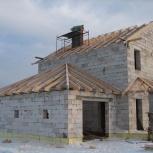 Строительство домов, коттеджей, Новосибирск