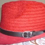 Шляпа женская Fedora, новая, Новосибирск