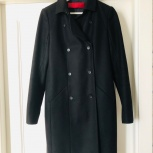 Пальто Hugo Boss черное, Новосибирск