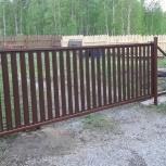 Заборы, ворота, автоматика, Новосибирск