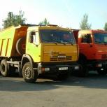 Вывоз мусора. Заказ самосвала, Новосибирск