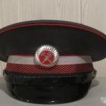 Фуражка РЖД, Новосибирск