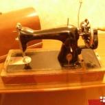 Продам подольскую швейную машинку., Новосибирск