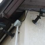 Установка видеонаблюдения, Новосибирск