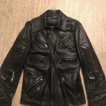 Куртка кожаная D&G, Новосибирск