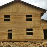Строительство домов из бруса, сибита, каркасных, Новосибирск