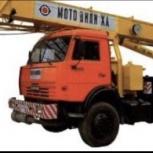 Услуги автокрана 25-35 тонн, Новосибирск