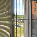 Детские решетки безопасности на окна с установкой в Новосибирске, Новосибирск