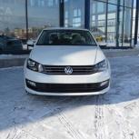 Аренда авто новый Volkswagen Polo, Новосибирск