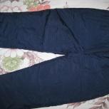 Теплые штанишки мальчику на морозы (новые, синтепон ) рост 108-110, Новосибирск